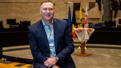 """Kersvers burgemeester Johan Tollenaere (Open Vld): """"Ik kan écht wakker liggen van dossiers"""""""