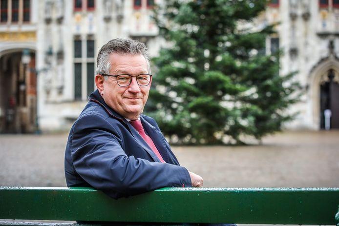 Le bourgmestre brugeois Dirk De Fauw