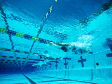 Sporthal en zwembad Den Butter in rijen draaien als een tierelier