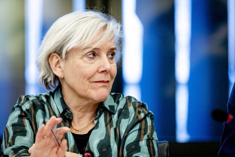 CDA-Minister Ank Bijleveld van Defensie.  Beeld ANP/Sem van der Wal