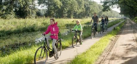 Fietspad langs kanaal Almelo-Nordhorn in Denekamp wordt verbreed