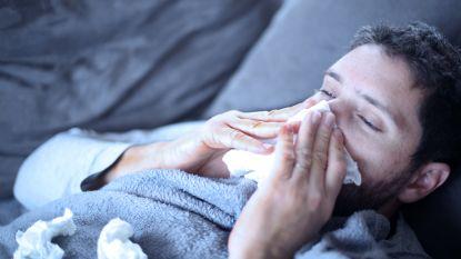 Einde griepepidemie is in zicht: aantal zieken daalt weer