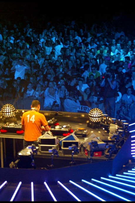 DJ Tiësto 50 jaar  De dag dat de dj een popster werd
