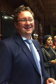 Oss Kamerlid René Peters kijkt zijn ogen uit op eerste Prinsjesdag: 'Ik ben nog nooit in de Ridderzaal geweest'