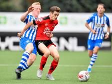 Eén schot en het was afgelopen voor FC Eindhoven: 'Er was eigenlijk niets aan de hand'