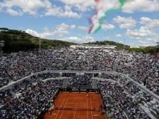Toernooi van Rome week eerder na afgelasting in Madrid