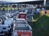 Twee gewonden bij ongeluk in Westerscheldetunnel - westbuis weer open, verkeer krijgt gratis doorgang