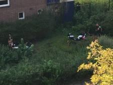 Door politie neergeschoten verwarde man in Amsterdam is overleden