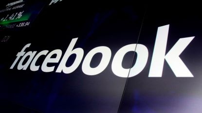 Facebook krijgt Turkse boete van 240.000 euro voor bug die foto's deelde