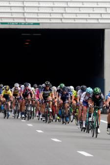 ZLM Tour vandaag opnieuw door Zeeland: aankomst in Heinkenszand, tunnel uur dicht
