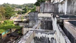 Zo ziet verlaten hotel er 14 jaar na tsunami in Thailand uit