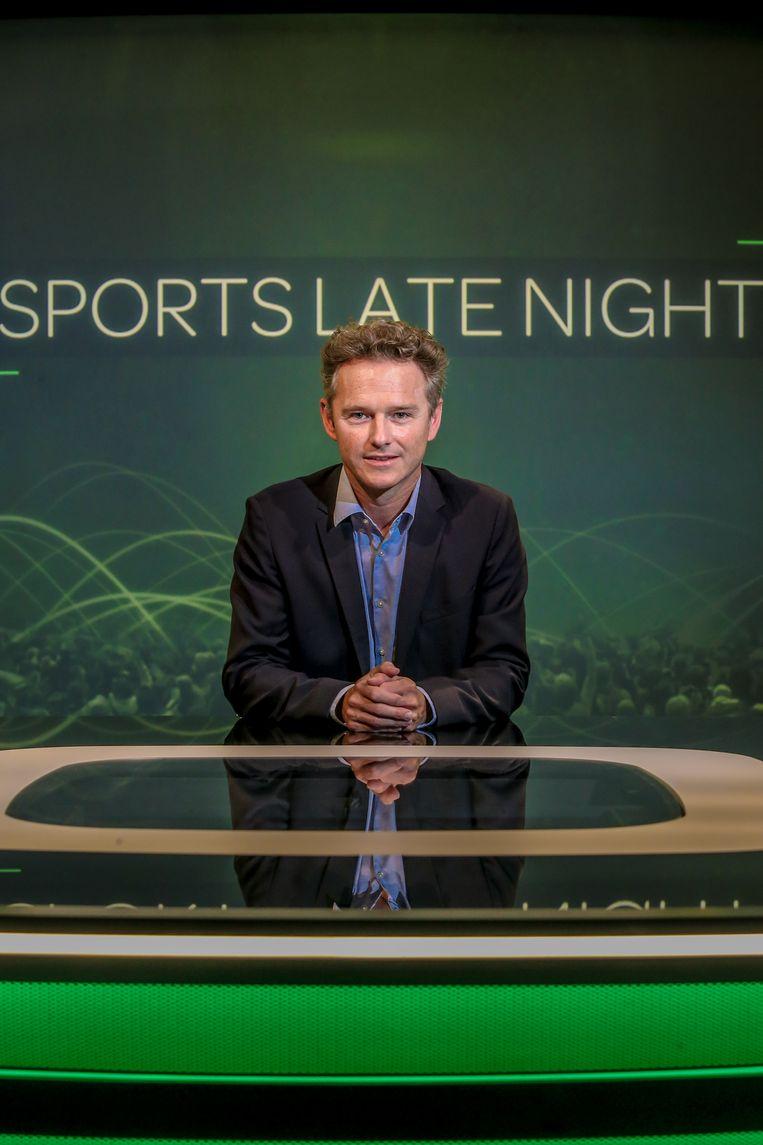 Vanhaezebrouck zal vooral tijdens Champions League-avonden en op zondag zijn visie geven.