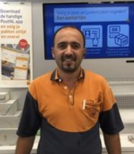 Schaijk laat populaire postbezorger Okan niet zomaar gaan: petitie meer dan 1400 keer getekend