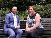 Hartje Breda: Marlice krijgt haar eigen bankje