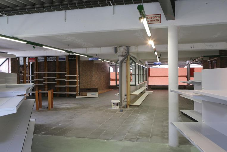 Het nieuwe pand is 1.000 vierkante meter groot, 300 meer dan dat aan de Torsinplaats.