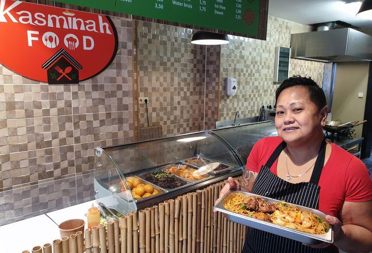 Jane Djojoastro van Kasminah Food