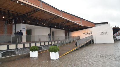 Ervaren verzamelaars én beginners welkom op de Brussels Art Fair