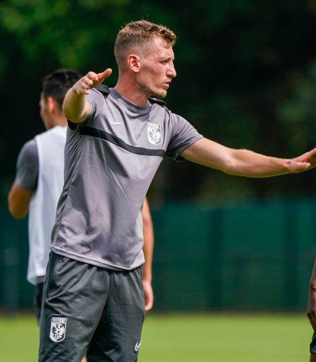 Tomas Hajeks sterkste vlak is bij Vitesse zijn zitvlak: 'Ik moet er nú weer staan'