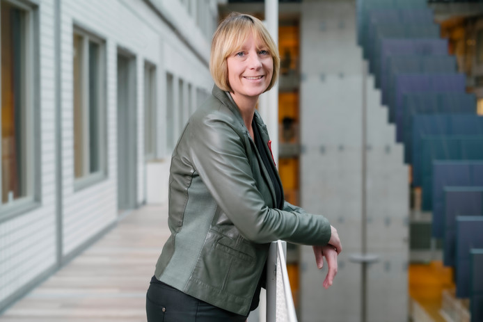 Annemarie (AMJ) Wensing, arts-microbioloog UMC Utrecht.