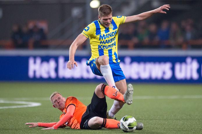 Roland Bergkamp raakt weer fit bij RKC Waalwijk.