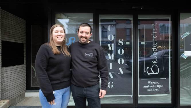 """Bergstraat krijgt weldra nieuwe bakkerij-patisserie: """"Hadden nood aan extra ruimte en personeel"""""""