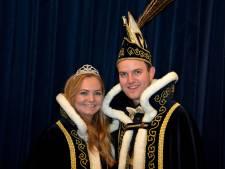 Prins Niels en prinses Elke bij De Streupers in De Rips