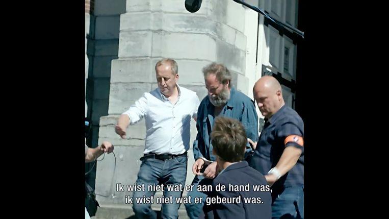 In 'Fiskepark' probeert een verwilderde De Soete Bent Van Looy te vermoorden.