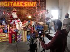 Digitale Sint uit Delden steelt de show bij bedrijven en particulieren