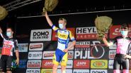 """Sasha Weemaes wint overtuigend de Heistse Pijl: """"Bijna de perfecte sprint"""""""