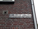 De St. Willibrordstraat in Boxtel. Sinds kort wordt er in een lege woning gedanst met buurtkinderen.