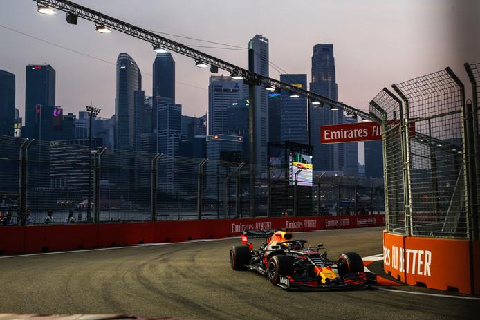 Op zondag 20 september 2020 staat de Grand Prix van Singapore weer op het programma.