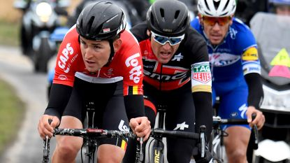 """Tiesj Benoot: """"Ben klaar voor de Ronde van Vlaanderen"""""""