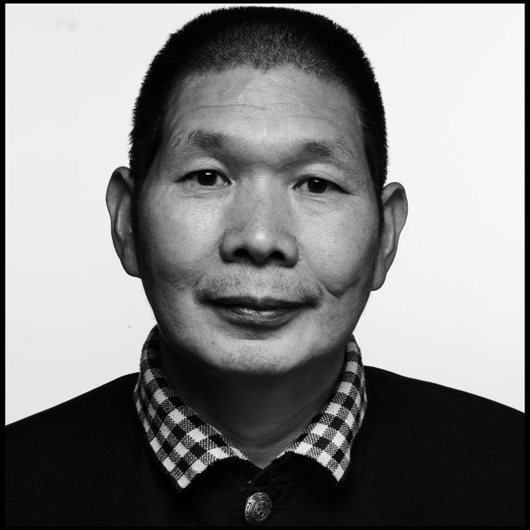 Guo Jinniu. Beeld Poetry international