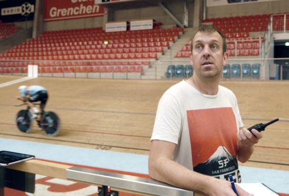 Kurt Lobbestael stoomde Victor Campenaerts klaar voor de werelduurrecordpoging van komende dinsdag.
