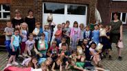 Leerlingen Harten Troef op bezoek in de Flietermolen