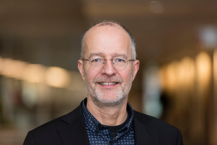 Bert van Wee, hoogleraar transportbeleid aan de TU Delft.