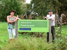Op het Pietersenpad krijgt dochter Tineke een trots gevoel: 'Dit heeft mijn vader gecreëerd'