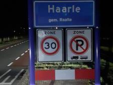 Behoort Haarle nu ineens tot de gemeente Raalte?