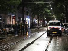 Politie geeft beelden vrij van Nieuwe Binnenweg tijdens schotensalvo