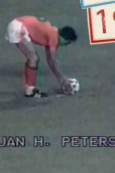 Het verhaal van Jan Peters, Jan Peters en de interland tegen Argentinië