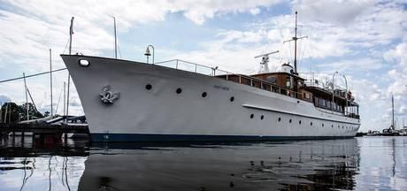 'Koninklijk jacht' tijdelijk naar Doesburg