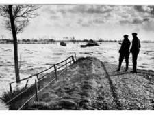 Vandaag 93 jaar geleden: Het Land van Maas en Waal overstroomt