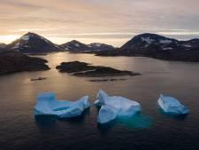 La fonte précoce des glaces au Groenland inquiète les scientifiques