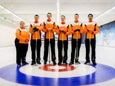 Curlingmannen krijgen steun van NOC*NSF