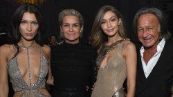 """""""Het is een enorme last om hun vader te zijn"""": Papa Hadid over z'n wereldberoemde dochters Gigi en Bella"""