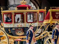 'Vier Prinsjesdag tijdens verbouwing Binnenhof in het land'