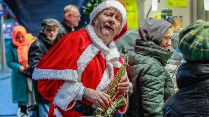 Marktcomité strikt kerstman(nen)
