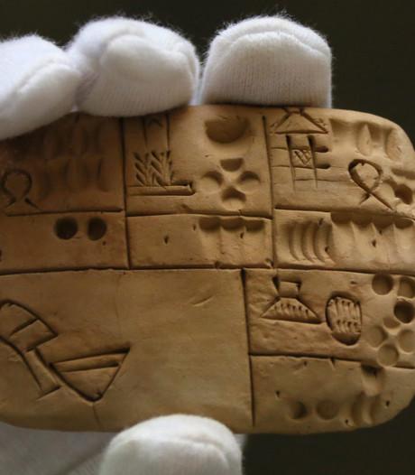 Eeuwenoud spijkerschrift geeft elf verborgen steden prijs