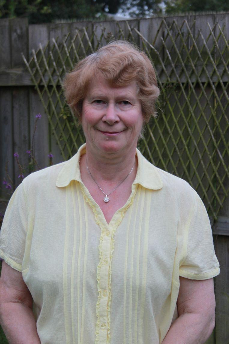 Dot Milne. Beeld de Volkskrant