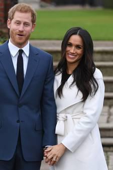 Nu al geen slaapplekken meer in London op trouwdag Harry en Meghan